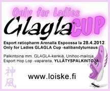 Glagla Cup, 28.4.2012